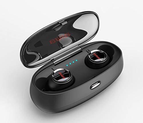 AIWA Power Buds - TWS-Bluetooth-In-Ear-Ohrhörer | TWS Bluetooth Wireless Headset sorgt für echten kabellosen Stereo-Sound. Aiwa Stereo