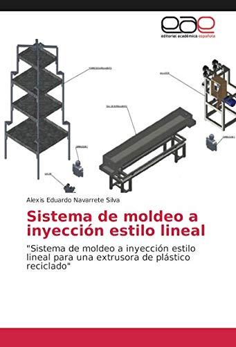 Sistema moldeo inyección estilo lineal: