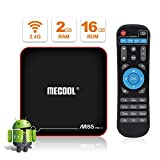 Android TV BOX, MECOOL M8S PRO W Android 7.1 TV BOX 2GB RAM/16GB