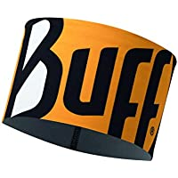 Buff Ultimate Logo Cinta Tech Forro Polar, Unisex Adulto, Black, Talla única