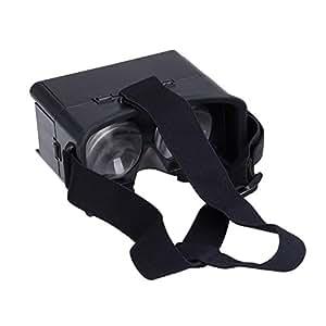 Andoer® Réalité Virtuelle Universal 3D Lunettes vidéo Bandeau 2D à la 3D Film Converter pour 4 ~ 6in Smartphones Samsung pour iPhone