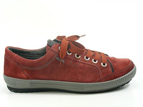 Legero Tanaro, Baskets Basses femme Red - RED