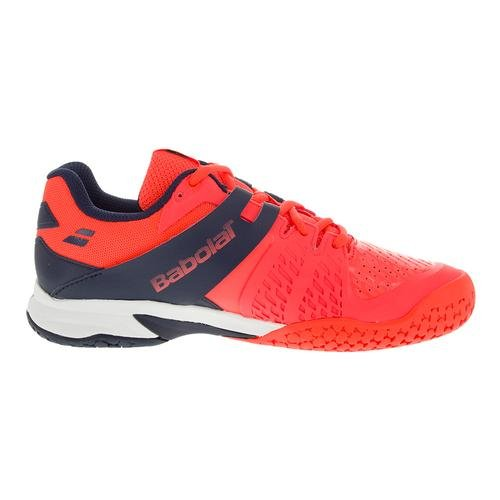 Babolat Propulse All Court Tennisschuh Kinder Rot