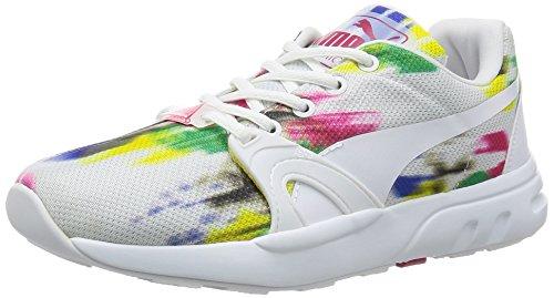 Puma XT S Blur Wn's, Sneakers Basses femme - Blanc - Weiß (white 01), 38