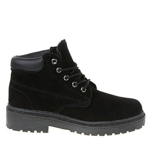 Chaussures, bottines g163 7 Noir - Noir