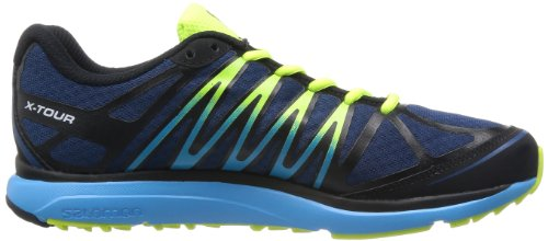 Salomon X-Tour Midnight Blue Black Boss Blue Blau