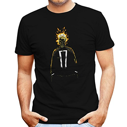 Ambassador of Vengeance Ghost Rider Men's T-Shirt