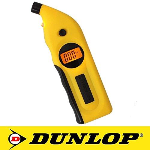 DUNLOP 8711252417738 Digitaler Reifendruckmesser