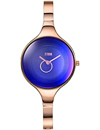 STORM Ola Watch (Rose Gold Blue)