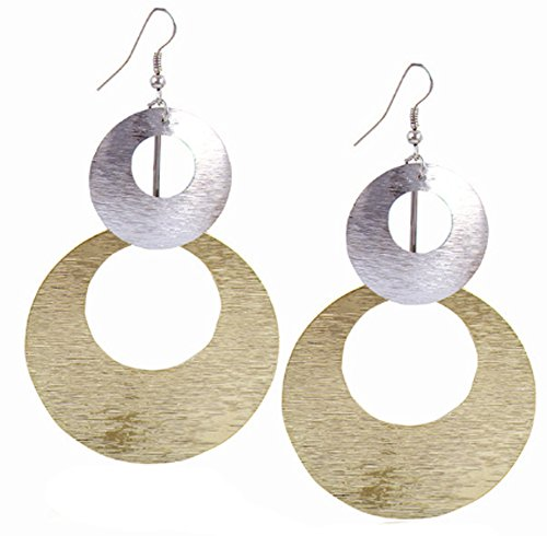 saysure-double-alloy-drawing-round-gold-color-silver