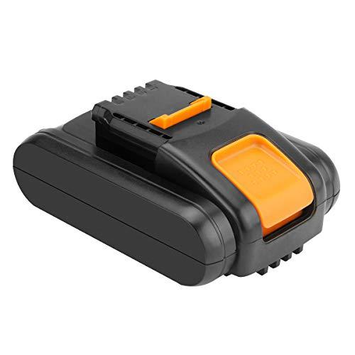 Exmate Batería de repuesto Li-ion 20V 2500mAh para WORX WA3551.1 WX678