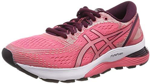 ASICS Gel-Nimbus 21, Scarpe da Running Donna, Rosa (Pink Cameo/Bakedpink 700), 39.5 EU