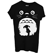 T-Shirt TOTORO FACE & BABY - CARTOON by iMage Dress Your Style