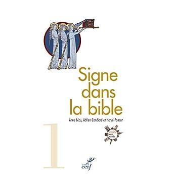 Signe dans la Bible. Le guide de lecture de Retraite dans la ville