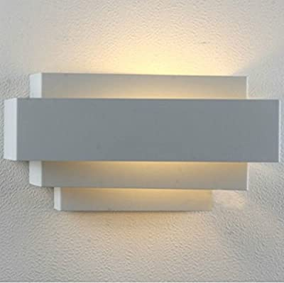 Modern LED Wall Light Up and Down Wall Lights Wall Lamp E27 Perfect for Living Room lights Bedroom Lamps LED Night Light, Warm White(Light Bulb Include) - cheap UK light shop.