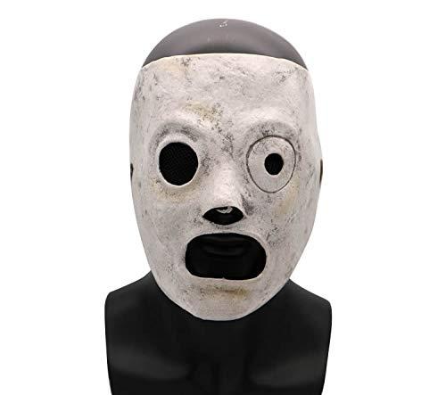 hcoser Slipknot Corey Taylor Maske für Cosplay Kostüm Deluxe Latex für Erwachsene ()