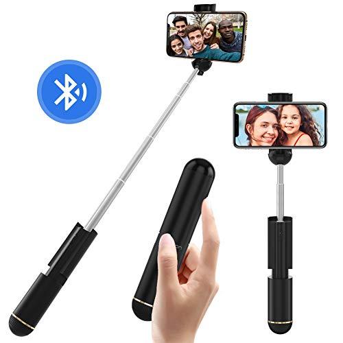 Yoozon Selfie Stick con Telecomando Bluetooth,Bastone Selfie Stabilizzatore Monopiede...