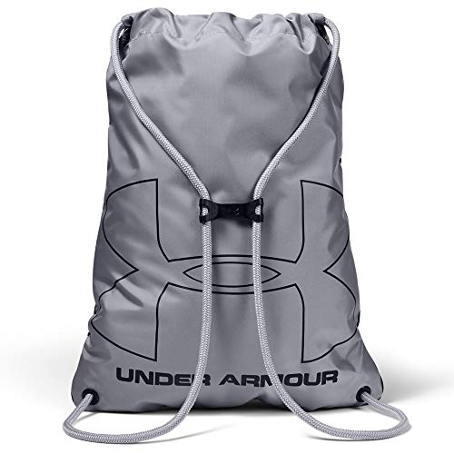 Best under armour bag in India 2020 Under Armour Synthetic 14 inches Black Drawstring Gym Bag (1240539) Image 3