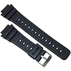 18mm Replacement Diver Watch Band Fits G-SHOCK DW-5600B, DW-5600C, DW-5600CMV, DW-5700C