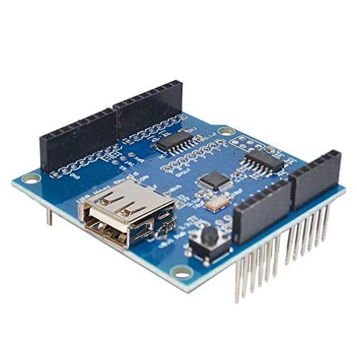 ARCELI USB Host Shield per Arduino UNO MEGA 2560 Supporto Google Android ADK USB HUB
