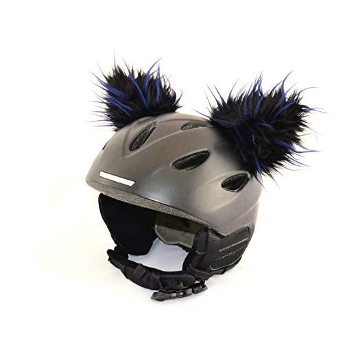 Helm-Ohren für den Skihelm, Snowboardhelm, Kinder-Helm, KinderSkihelm, Motorradhelm oder...