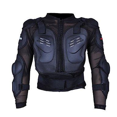 TOPY Rüstung Schutz Motocross Motorrad-Rennsport Offroad-Rüstung Schutzjacke Weste Kleidung Schutzausrüstung Brustkörper, xxxl
