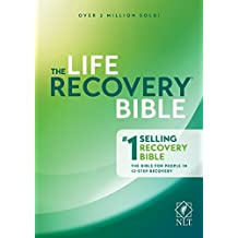 The Life Recovery Bible NLT (English Edition)