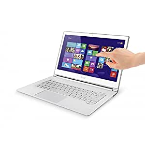 """Acer S7-191-53334G12aws Ultrabook tactile 11.6 """" Intel Core i5 128 Go SSD 4 Go Windows 8 Argent"""
