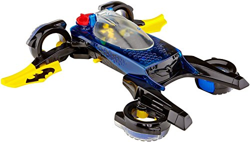 Imaginext Fisher-Price CLP22 DC Super Friends Transforming Bat Mobile