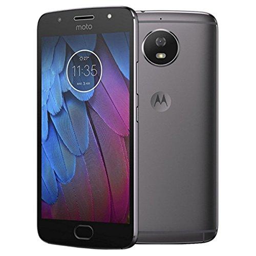 Foto Motorola Moto G5 Dual SIM 4G 32GB Grey - smartphones (13.2 cm...