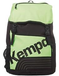 Kempa Sportline - Mochila (modelo 2014) fluo grün/schwarz