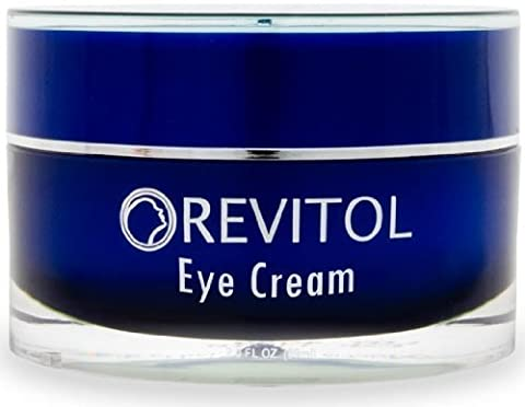 Revitol Eye Cream - Treat Dark Circles, Anti-Aging ~ 3