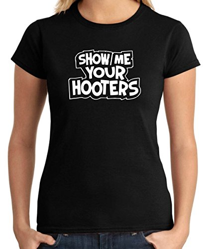 cotton-island-t-shirt-para-las-mujeres-tb0022-show-me-your-hooters-talla-s