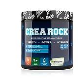 Rocka Nutrition CREA ROCK Creatin Monohydrat Pulver - Reines Creapure - 100% Pures Creatine 500g