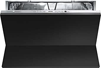 Smeg STO905-1 Entièrement intégré 12places A+ lave-vaisselle - Lave-vaisselles (Entièrement intégré, Acier inoxydable, boutons, LED, Condensation, Acier inoxydable)
