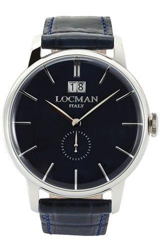 Reloj Locman 0252V0200BLNKPB BLUE Acero Hombre
