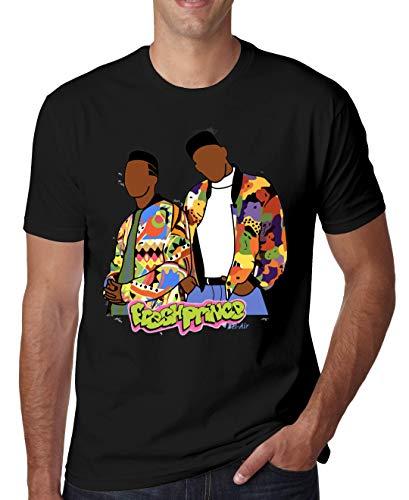 Fresh Prince Hombres Camiseta X-Large