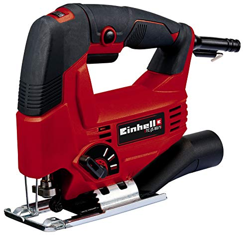 Einhell 4321145 Sierra de Calar Electronica TC-JS 80/1 Potecia 550 w,...