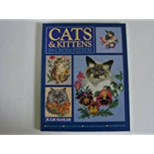 Cats and Kittens in Cross Stitch