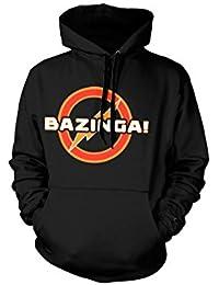 Bazinga Underground Logo Hoodie