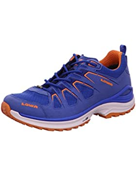 Lowa INNOX EVO GTX LO Größe 46.5 ROYAL/ORANGE
