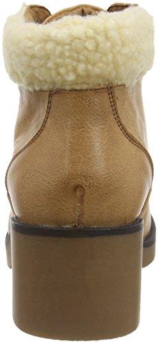 New Look Bear Shearling, Bottes Classiques femme Beige (tan/18)