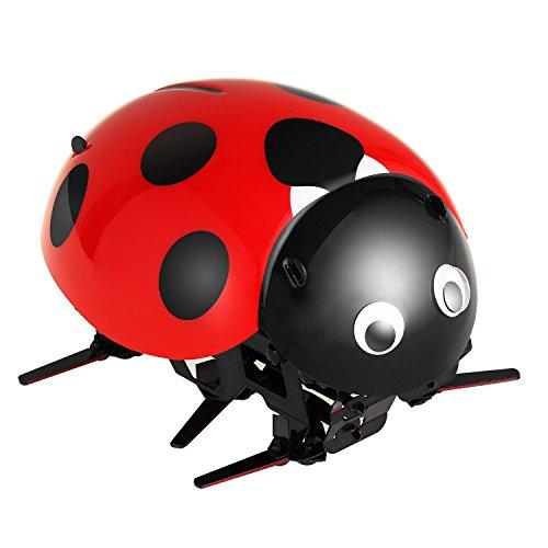 Scallop Fernbedienung Smart Marienkäfer Insekt Roboter Spielzeug DIY Roboter Kit für Kinder und Erwachsene