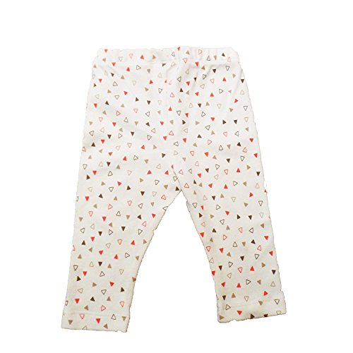 42371eee8f1be Natures Purest 100% coton bio Woodland Friends Leggings – 0–3 mois