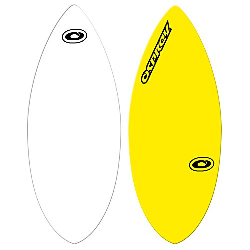 Osprey Splash Skimboard, Splash, gelb