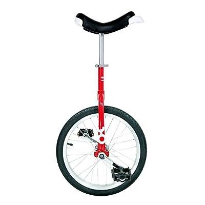 Einrad OnlyOne 18 Zoll rot Alufelge, Reifen schwarz 3095030700