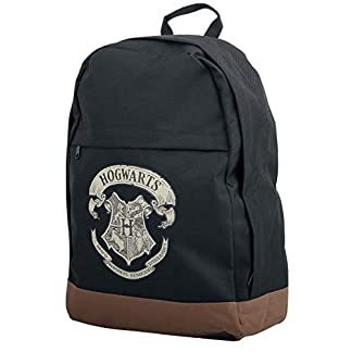 Harry Potter Hogwarts Mochila Negro