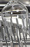 Schutzkappen für Spülmaschinenkörbe |schützen vor Rost, stoppen neuen Rost auf Zinken | 100er Set | Für alle Spülmaschinen-Modelle geeignet | 100% Zufriedenheitsgarantie !