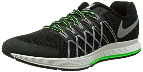 Nike Zoom Pegasus 32 Flash Gs, Chaussures de Sport Garçon noir (Black/Reflect Silver-Pr Pltnm)