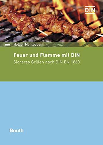 41p1tvkVNrL - Feuer und Flamme mit DIN: Sicheres Grillen nach DIN EN 1860 (Beuth kompakt)